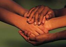 Vertrauensvolle Hände