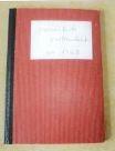 Foto vom Tagebuch