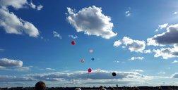 Foto Gasluftballons