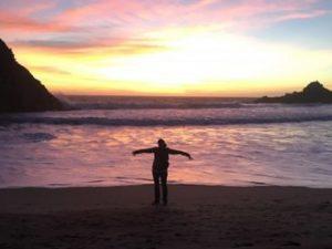 Foto vom Strand